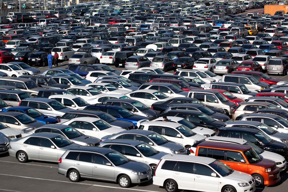 Estacionamiento y Parada